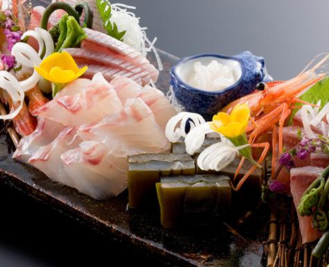 日本第一生魚片